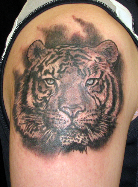 Realistic animal tattoos images amp pictures becuo