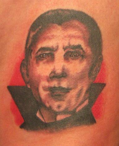 dracula | Sara Purr Tattoo