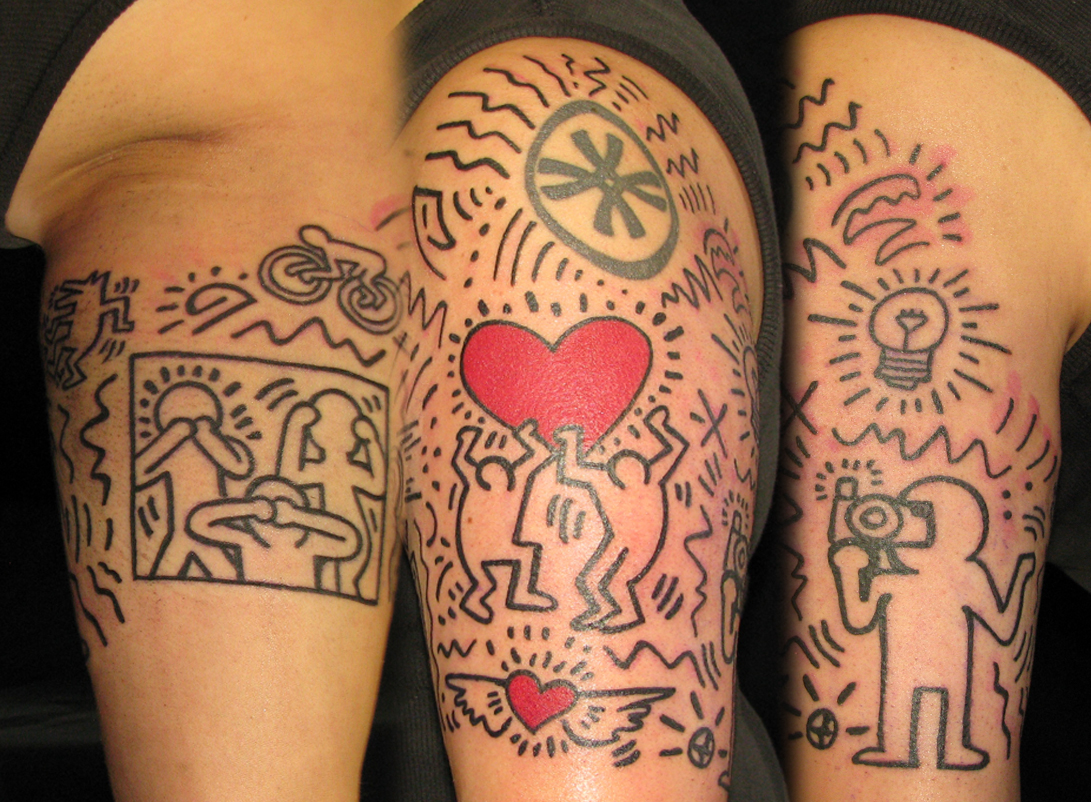 fine art tattoos,