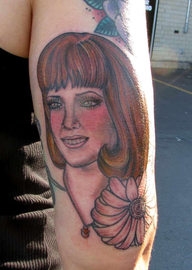 Lady Tattoos