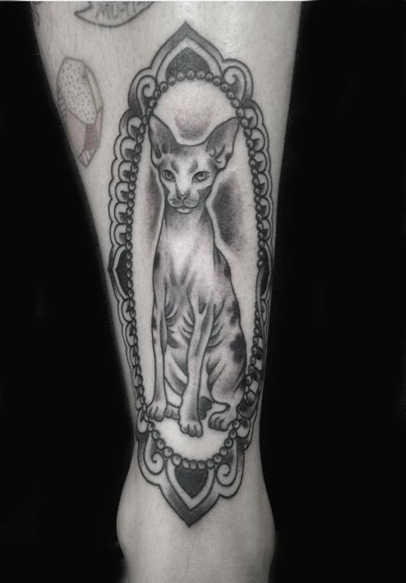Old School Tattoos Sara Purr Tattoo
